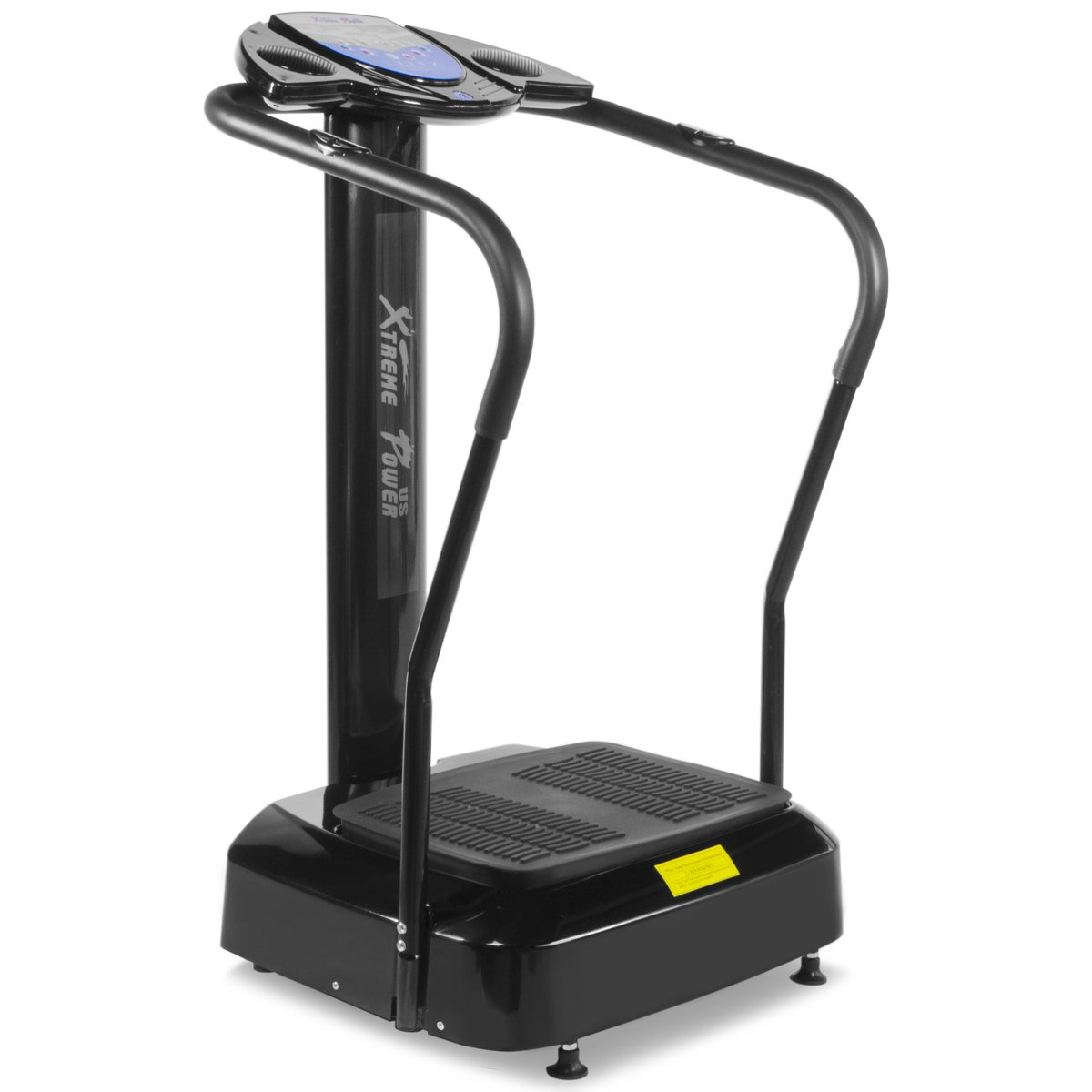 XtremepowerUS 2000W Slim Full Body Vibration Platform Exercise Crazy Fit Machine