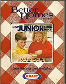 Better Homes And Gardens Junior Cookbook Mary Major Editor 9780696024085 Books