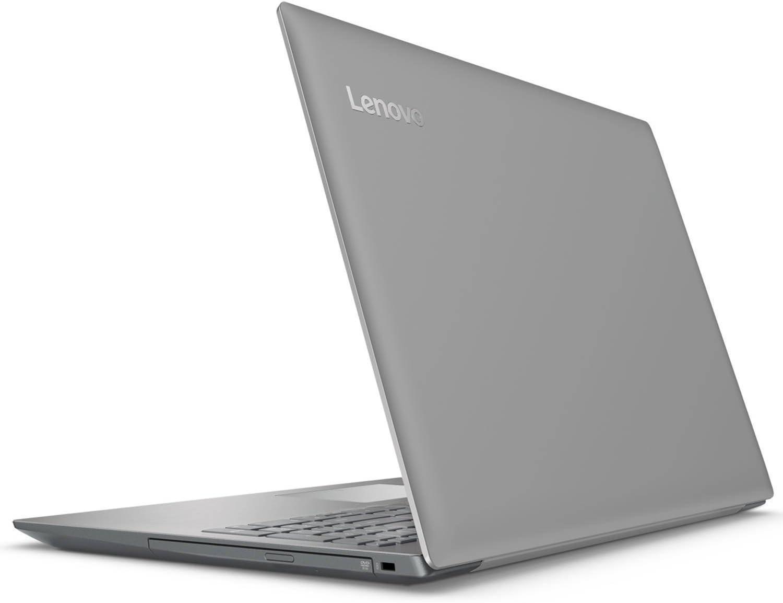 """2018 Flagship Lenovo IdeaPad 320 15.6"""" HD Laptop - AMD Dual-Core A9-9420 3.0GHz 8GB DDR4 512GB SSD AMD Radeon R5 DVDRW 802.11ac HDMI Bluetooth Webcam 4 in 1 Card Reader USB 3.0 Win 10 - Platinum Gray"""