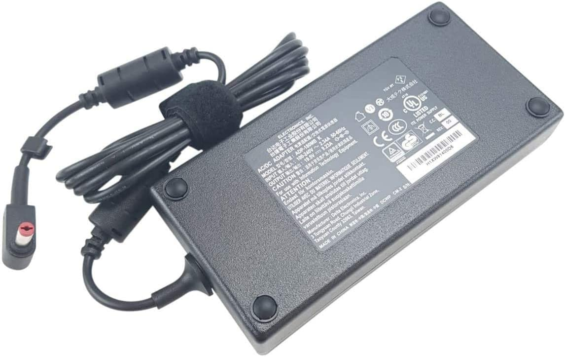 19.5V 9.23A 180W Laptop Charger for Acer Predator Helios 300 PH315-51 PH315-51-78NP G3-571 G3-572 PH317-52 A717-72G PH317-51 Aspire V17 Nitro AN515-43-R0YM VN7-793G V15 VN7-593G Adapter Power Supply