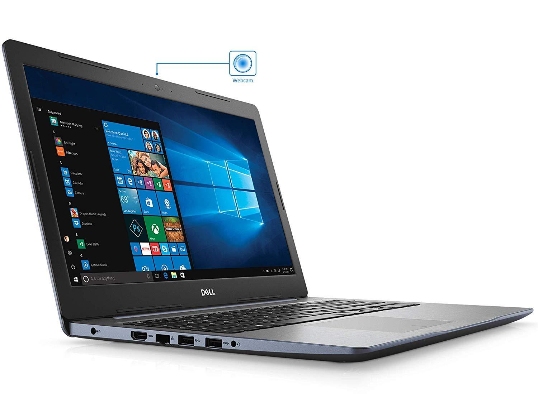 "Dell Inspiron 15 5000, Premium 15.6"" Full HD 2019 Laptop Computer, AMD 4-Core Ryzen 5 2500U up to 3.6GHz, 8GB RAM, 256G PCIe SSD, 1TB HDD, AMD Radeon Vega 8 MaxxAudio HD Webcam HDMI WIFI BT 4.1 Win 10 3"