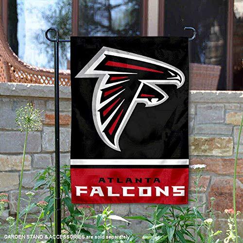 WinCraft Atlanta Falcons Double Sided Garden Flag