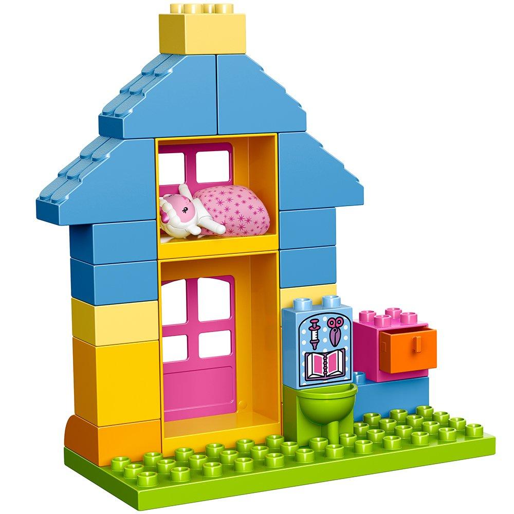 Amazon.com: LEGO DUPLO l Disney Doc McStuffins Backyard Clinic 10606 ...