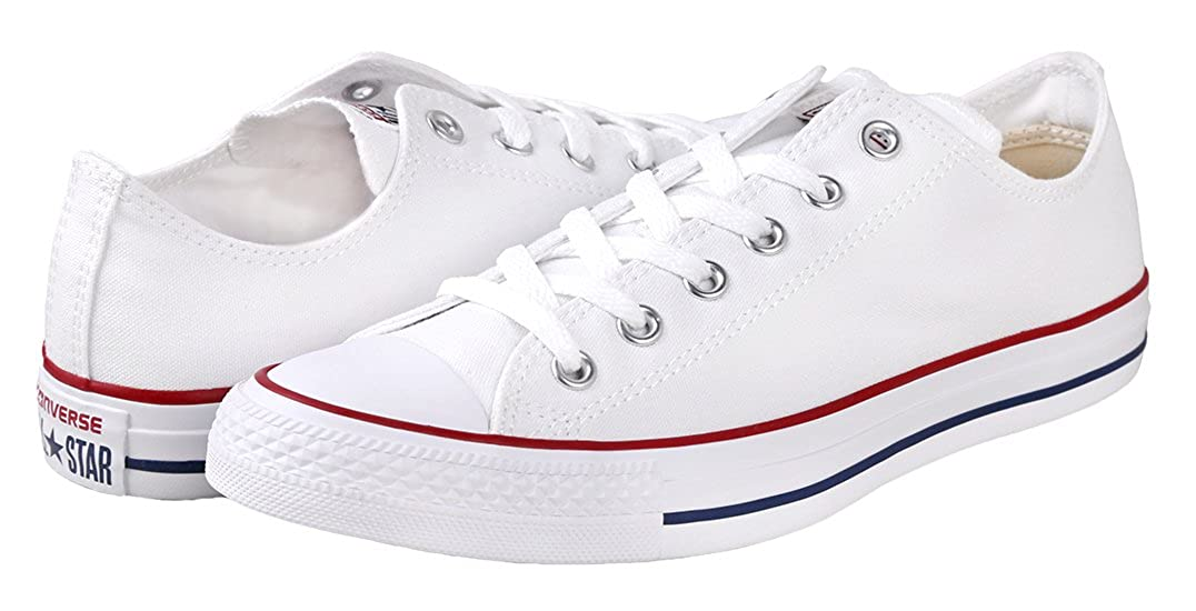 Converse All Star OX Unisex Schuhes, Optical Weiß, US 6 B(M) US Weiß, Damens / 4 D(M) US Men - f01cc8