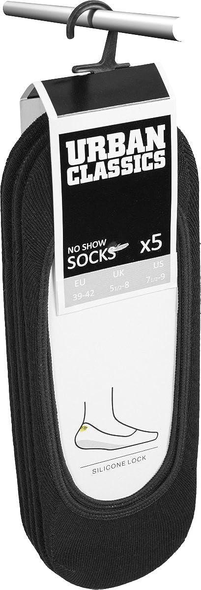 Pointure 35 50 Plusieurs Couleurs Disponibles Prot/ège-Pieds Chaussettes Respirantes de Sport pour Sneakers 5 Set