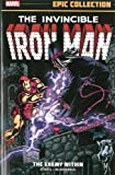 img - for Iron Man Epic Collection: The Enemy Within book / textbook / text book