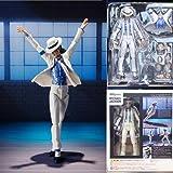 Flickering Moonwalk MJ Doll,Interchangeable Torso