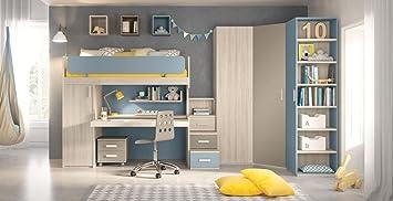 Dafnedesign Com Kinderzimmer Komplett Fur Jungen Farben Blau
