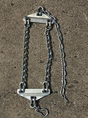 TireChain.com Emergency tire chains for Large Trucks - fits tire sizes larger than 275 mm-, priced per pair by TireChain.com (Image #3)