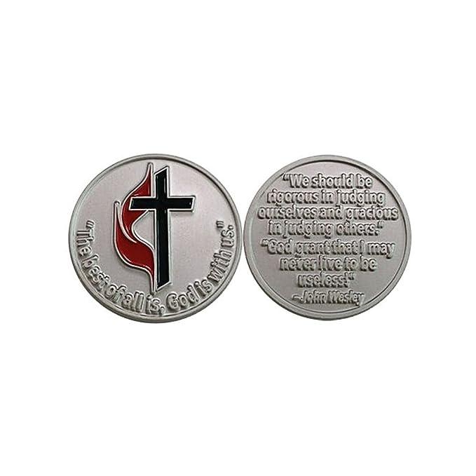 Amazon.com: Dios es con nosotros unidos monedas (monedas de ...