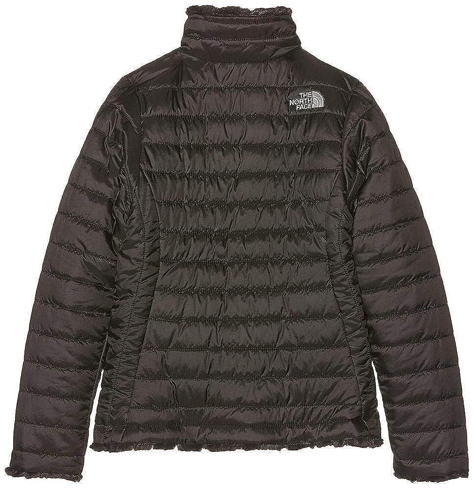 Little Big Kids The North Face Girls Reversible Mossbud Swirl Jacket