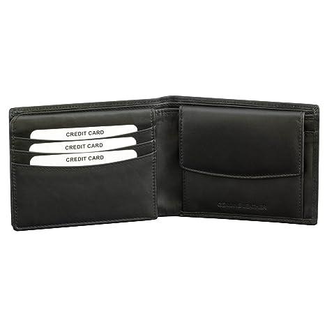 029758f621 ... Portafoglio uomo, 4 carte di credito e portamonete; KORUMA ...