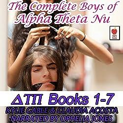 The Boys of Alpha Theta Nu Collection