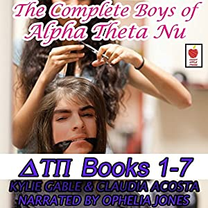 The Boys of Alpha Theta Nu Collection Audiobook