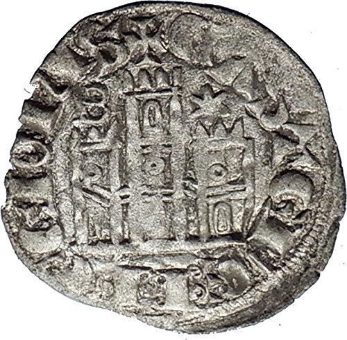 1284 ES SANCHO IV the Brave 1284AD Medieval Spain Castile Coronado - Gift Coronado Shop