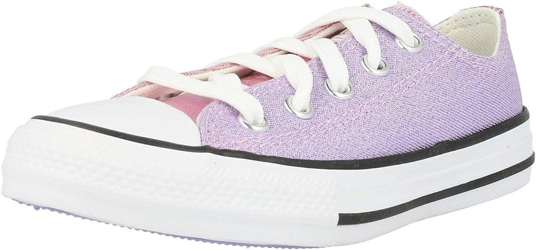 converse fille 32 violet