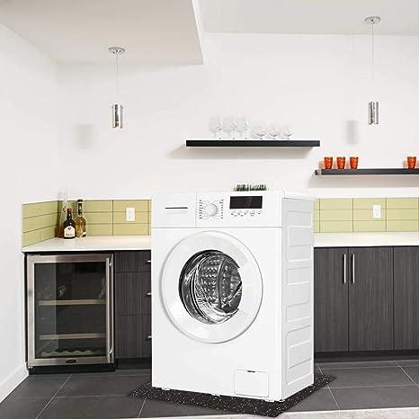 soundwinds Alfombra de Lavadora antivibración para lavavajillas ...