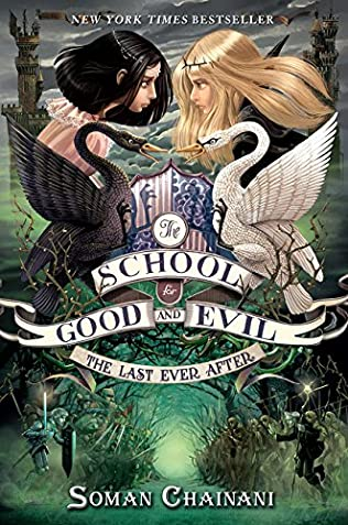 book cover of The Last Ever After