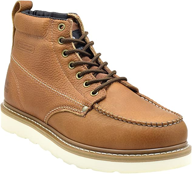 King Rocks Construction Work Boots
