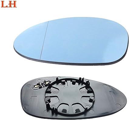 Calentador azul cristal Ricoy para E82 E90 E91 E92 E46 OEM puerta cristal de espejo