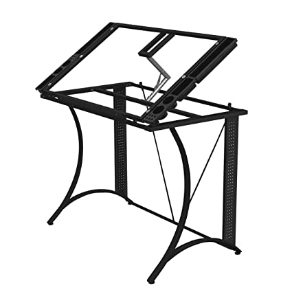 amazon studio monterey craft station black new 2014 Drawing Desk image unavailable