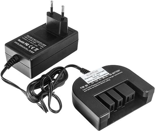 Chargeur pour Black & Decker Ni MHNi CD batteries d'outils 9.6V, 12V, 14.4V, 18V 1.5A, 1A