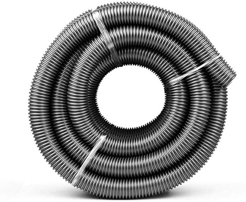 Suudada Rallonge Flexible Eva De 32 Mm De Diamètre Intérieur, Utilisée pour Le Tuyau D\'Aspirateur Domestique-Noir-4M Noir-1,5 M
