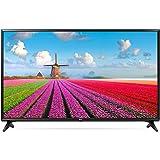 LG 43LJ594V - TV Full HD, triple tuner, Smart TV, Wifi, Nero, 43 pollici, 108 cm