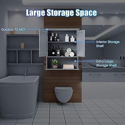 28++ Choochoo bathroom cabinet wall mounted 10 deep best