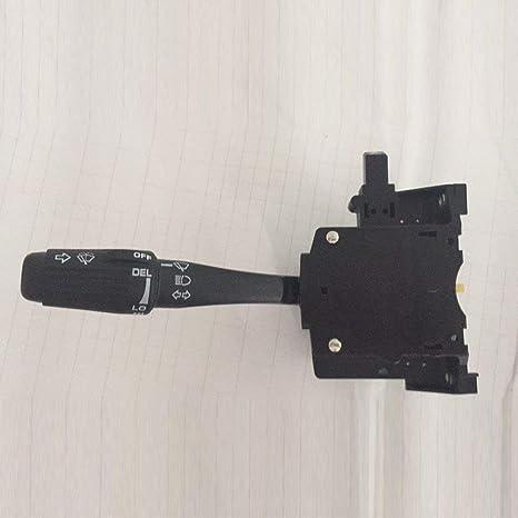 Interruptor de señal de giro Interruptor de limpiaparabrisas combinado para Jeep Grand Cherokee - Negro