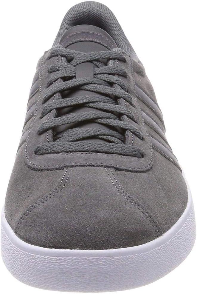 Adidas Vl Court 2.0 Fitnessschoenen voor heren Grau Gricin Gricin Ftwbla 000