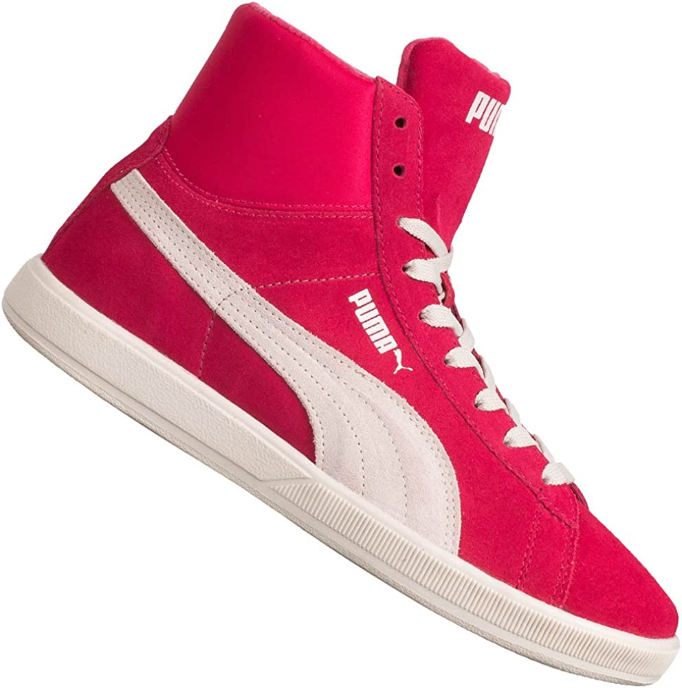 Chaussures Femme Puma Archive lite Mid Suede Rose 41: Amazon