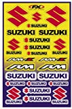 Factory Effex 10-68430 Universal Moto Sticker Kit