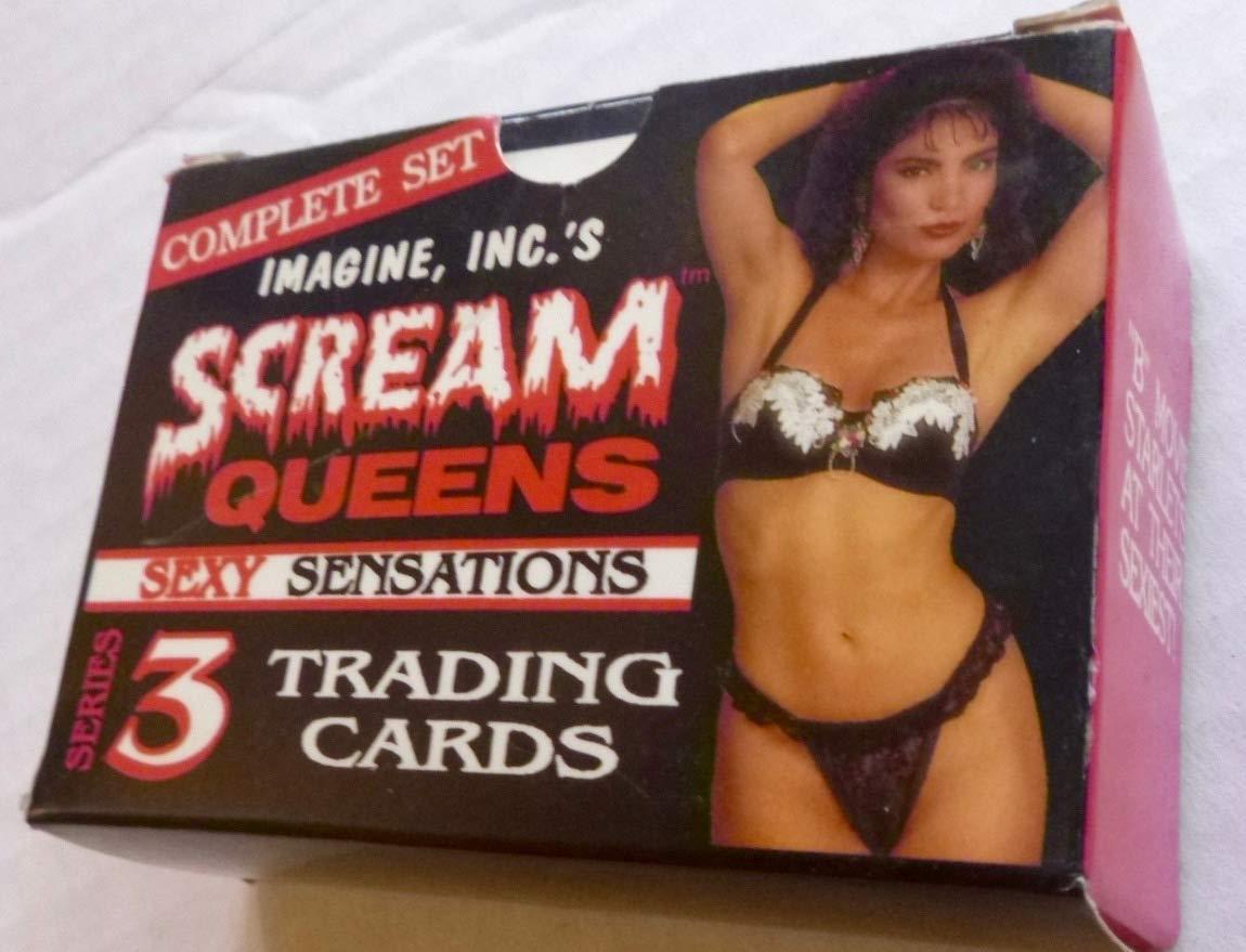 Sexy scream queens