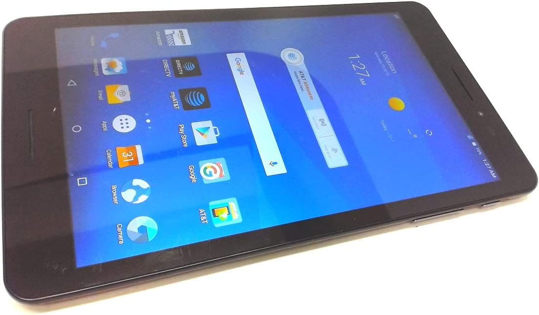 "ZTE K88 Trek 2 8"" tablet HDAT&T 16GB Wifi 4G GSM LTE Unlocked Android 6.0 (Marshmallow)"