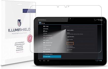 CASE MATE HD Screen Protection Kit  Motorola XOOM  Anti-Glare//Anti-Fingerprint