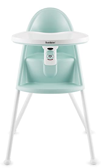 2444cc089e7 Amazon.com   BABYBJORN High Chair - Light Green   Baby