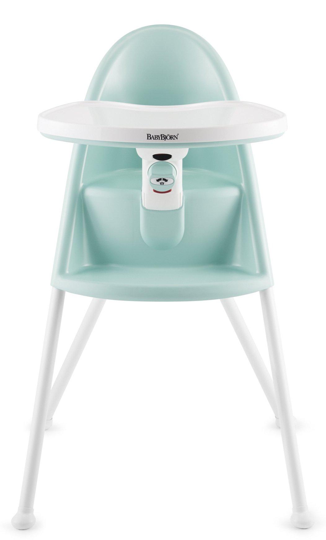 BABYBJORN High Chair - Light Green