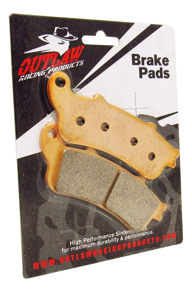 Outlaw Racing OR261 Brake Pads HONDA CBR1100XX VFR800-Rear & Front Sintered