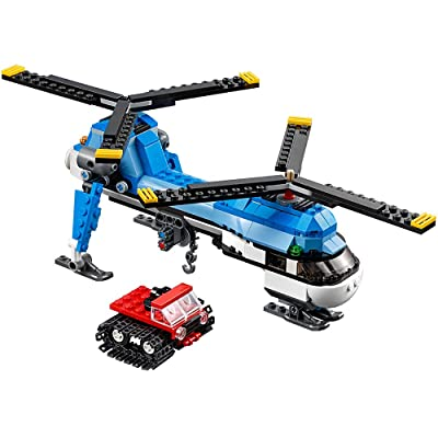 LEGO Creator Twin Spin Helicopter 31049 Children's Toy: Toys & Games