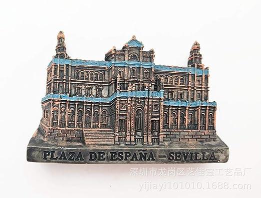 WANG Exportar Francia España Pegatina de Nevera Catedral Alemana ...
