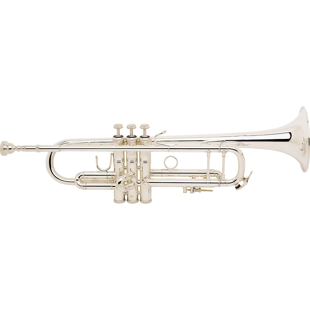 Bach LT180 Stradivarius Trumpet (Silver Plated/72 Bell)