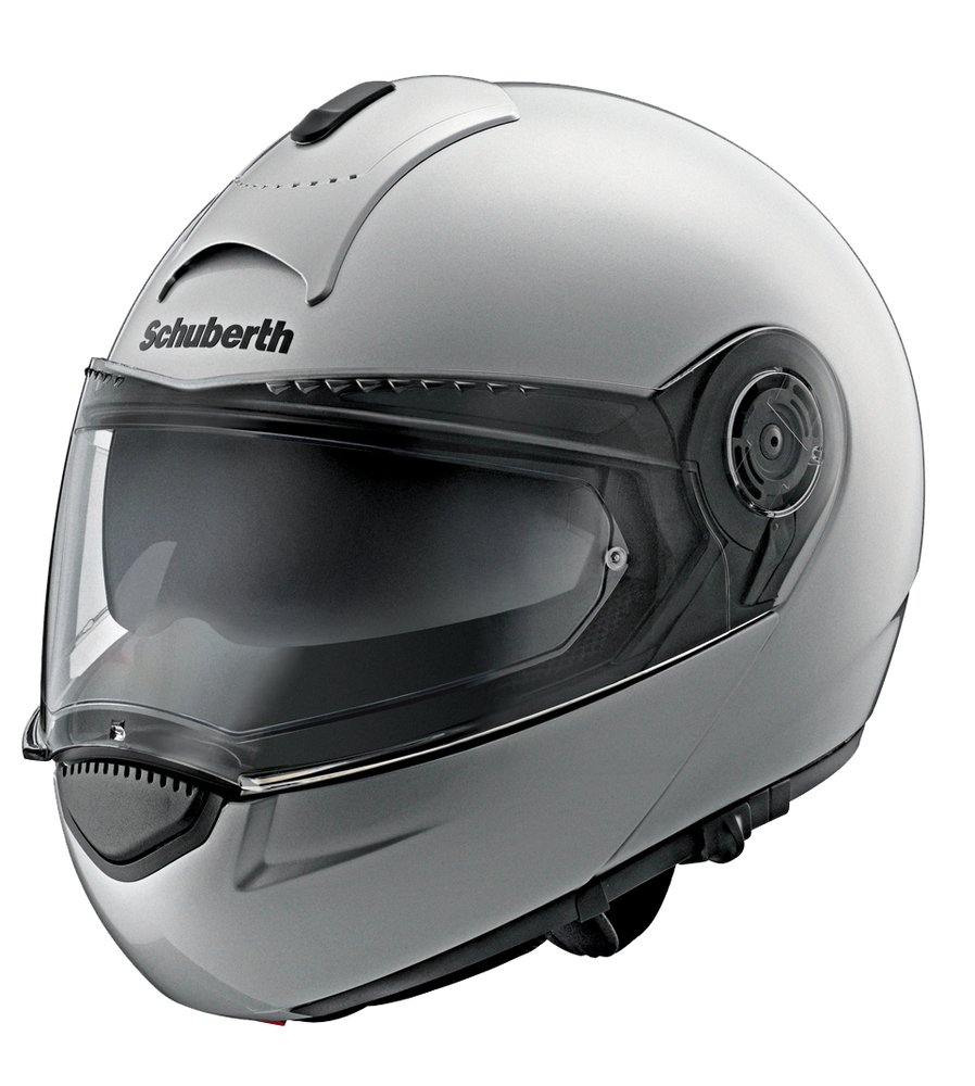 M Schuberth C3 Basic Helmet Silver