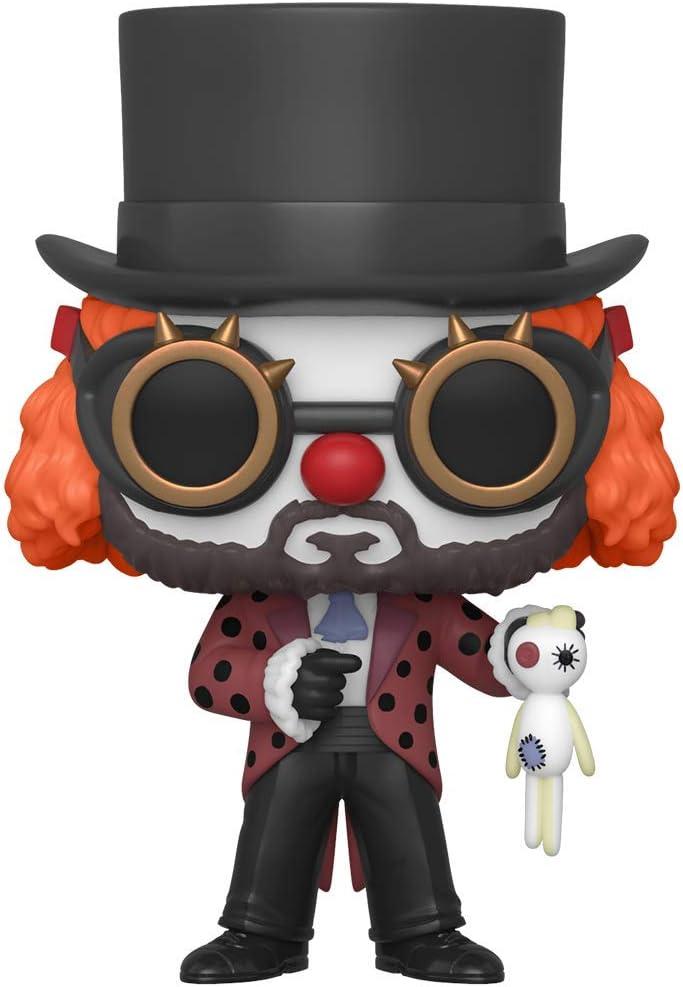 Pop TV: La Casa de Papel - Professor O Clown: Amazon.es: Juguetes y juegos