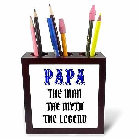 Amazoncom 3drose Xander Funny Quotes Papa The Man The Myth The