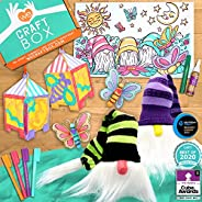 WE CRAFT BOX Kids Craft Subscription Box Ages 3-9