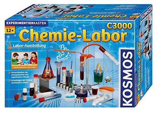 Kosmos 640132 - Chemielabor C 3000