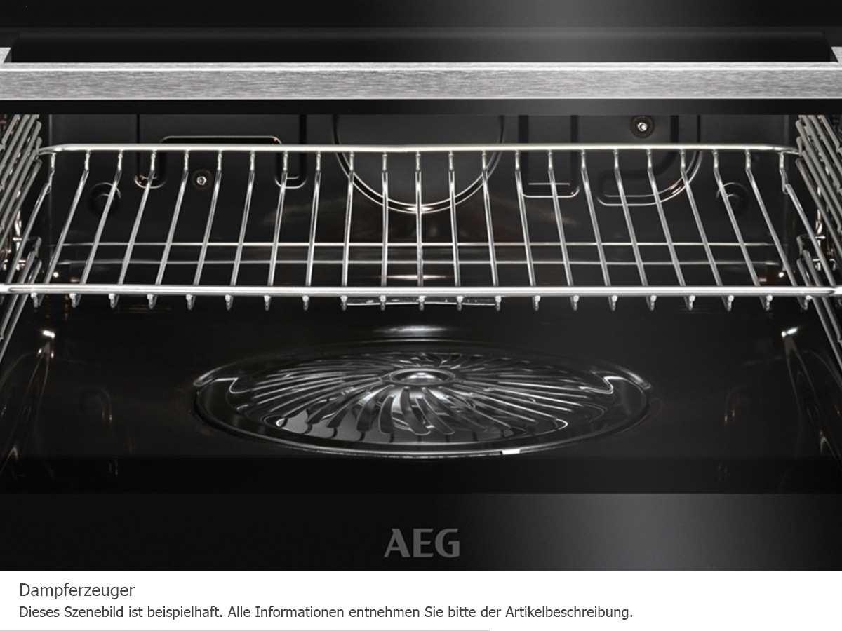 AEG bs81986 Set Vapor del Horno bs8304101 m + Inducción ...