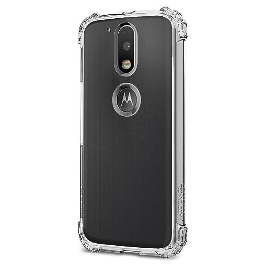 3 opinioni per Cover Motorola Moto G4 / G4 Plus, Spigen [Ptotezione di Engineered-Design]