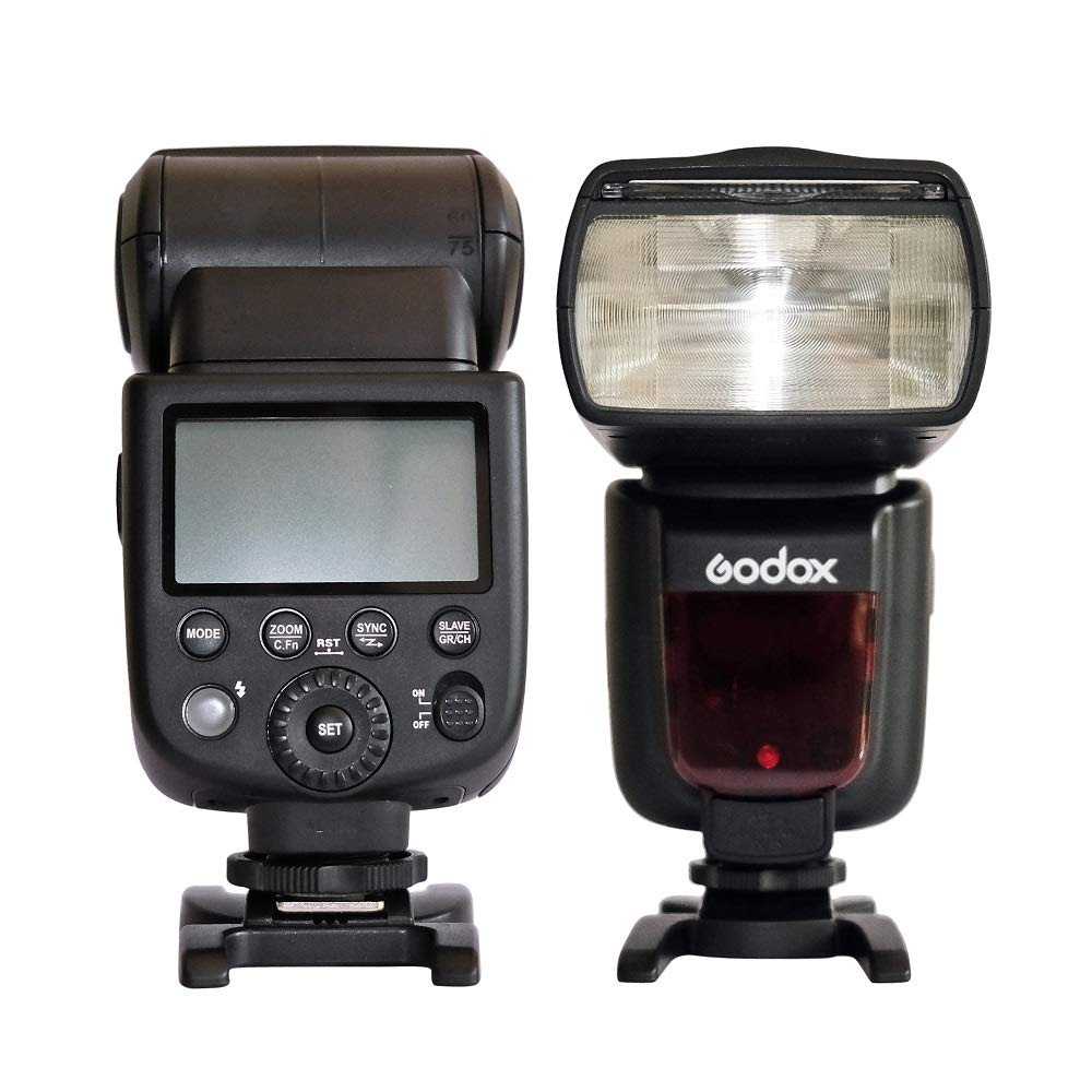 GODOX Thinklite TT585 TTL Camera Flash for Nikon (Black)